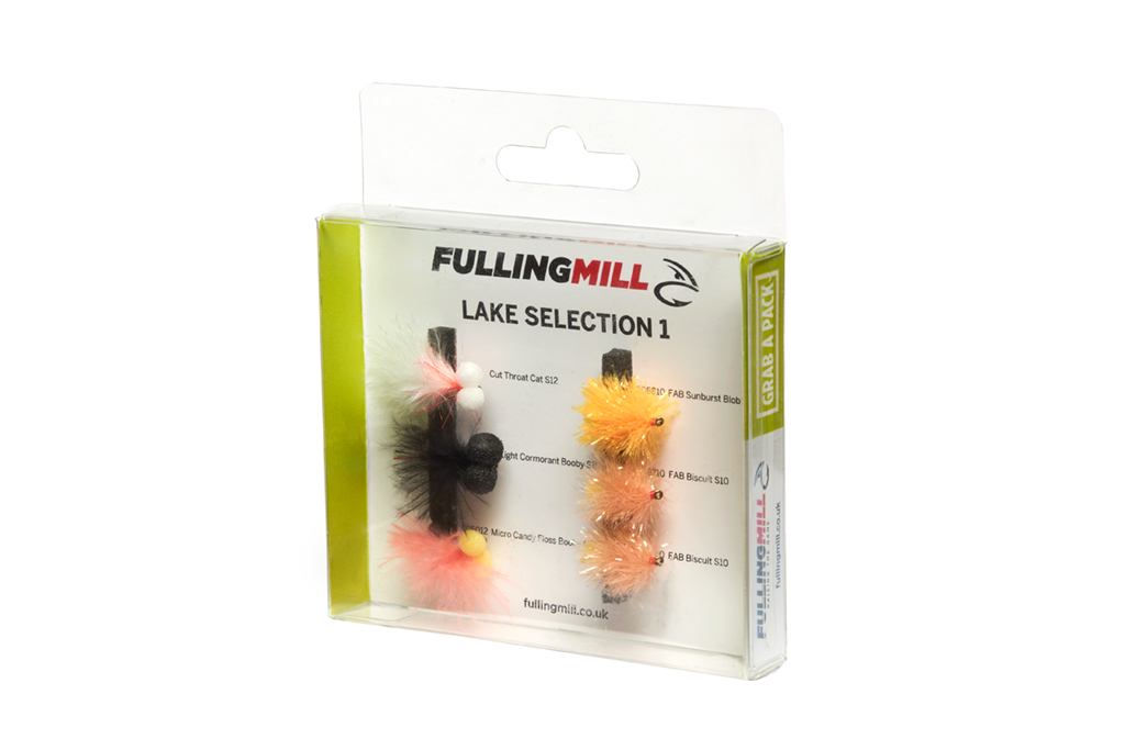 Lake Selection 1 Grab A Pack Fulling Mill