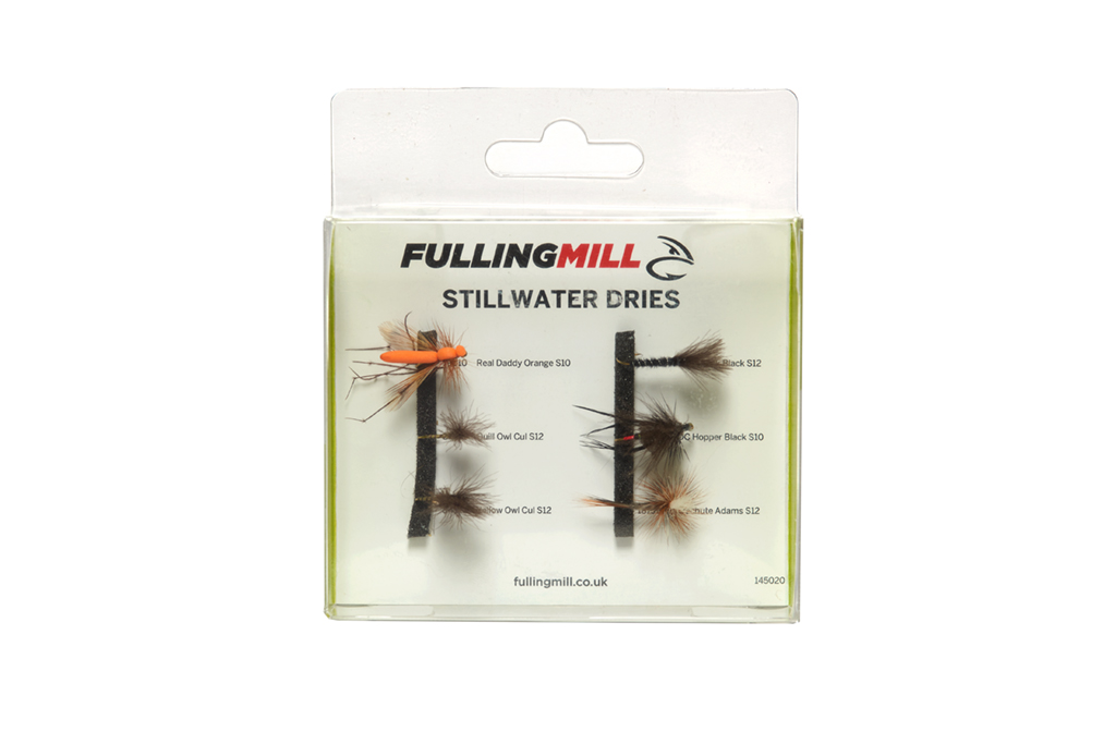 Grab A Pack - Stillwater Dries