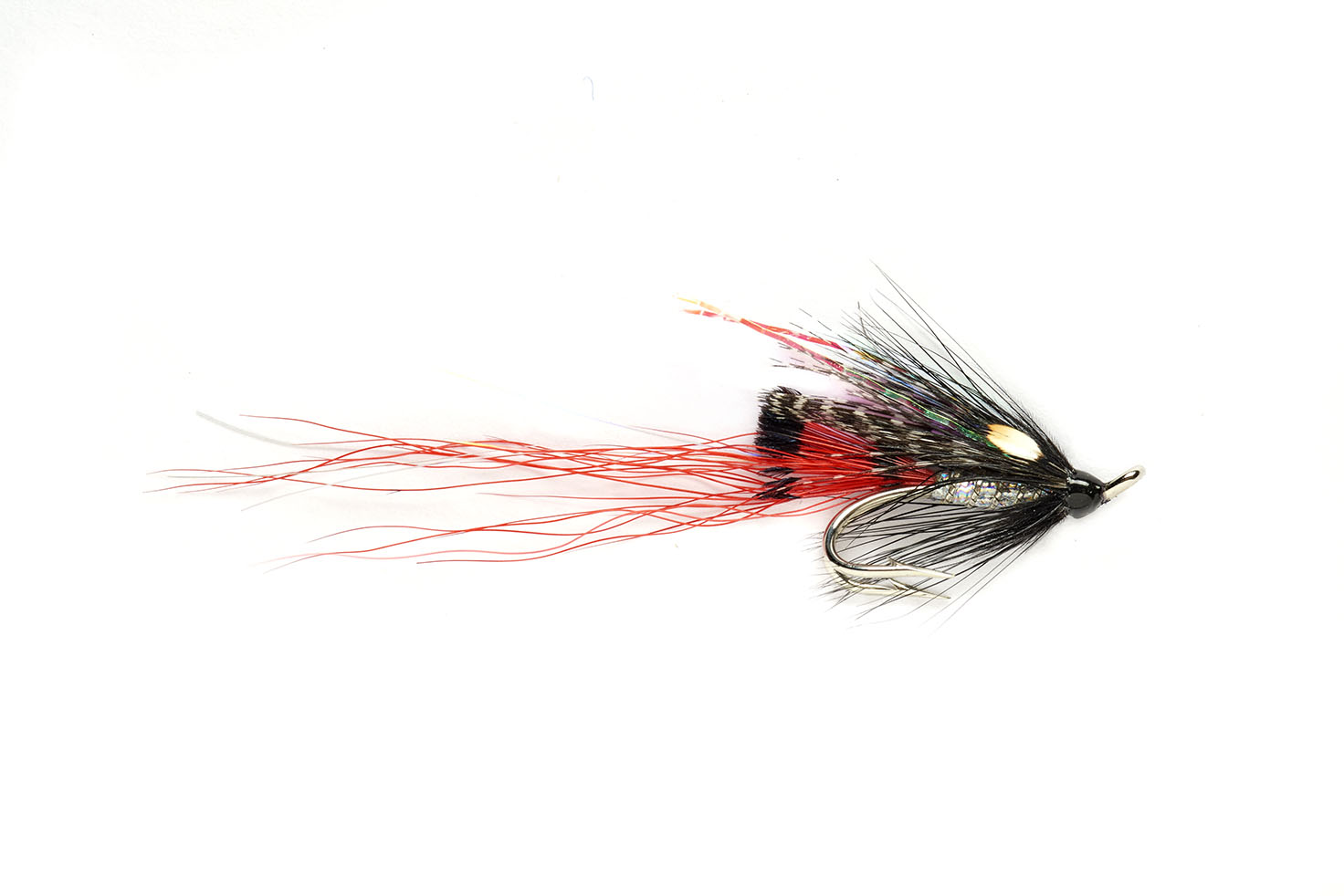 RS Sea Trout Cascade Black & Red