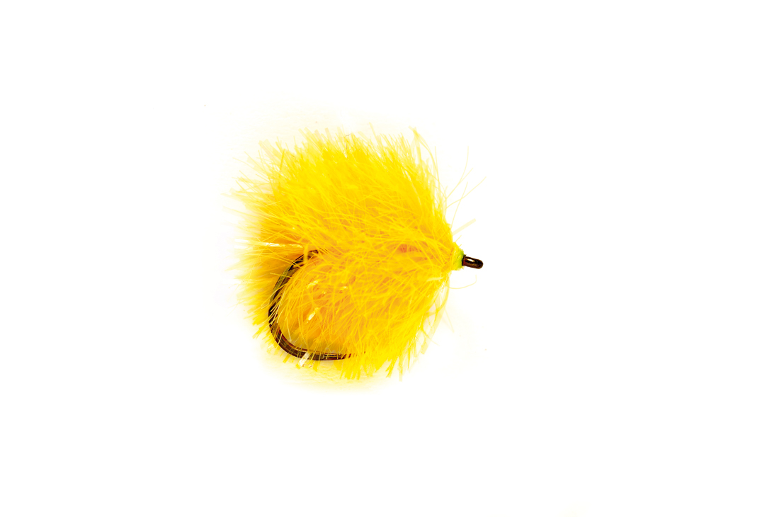 Blob Leaded Sunburst Barbless
