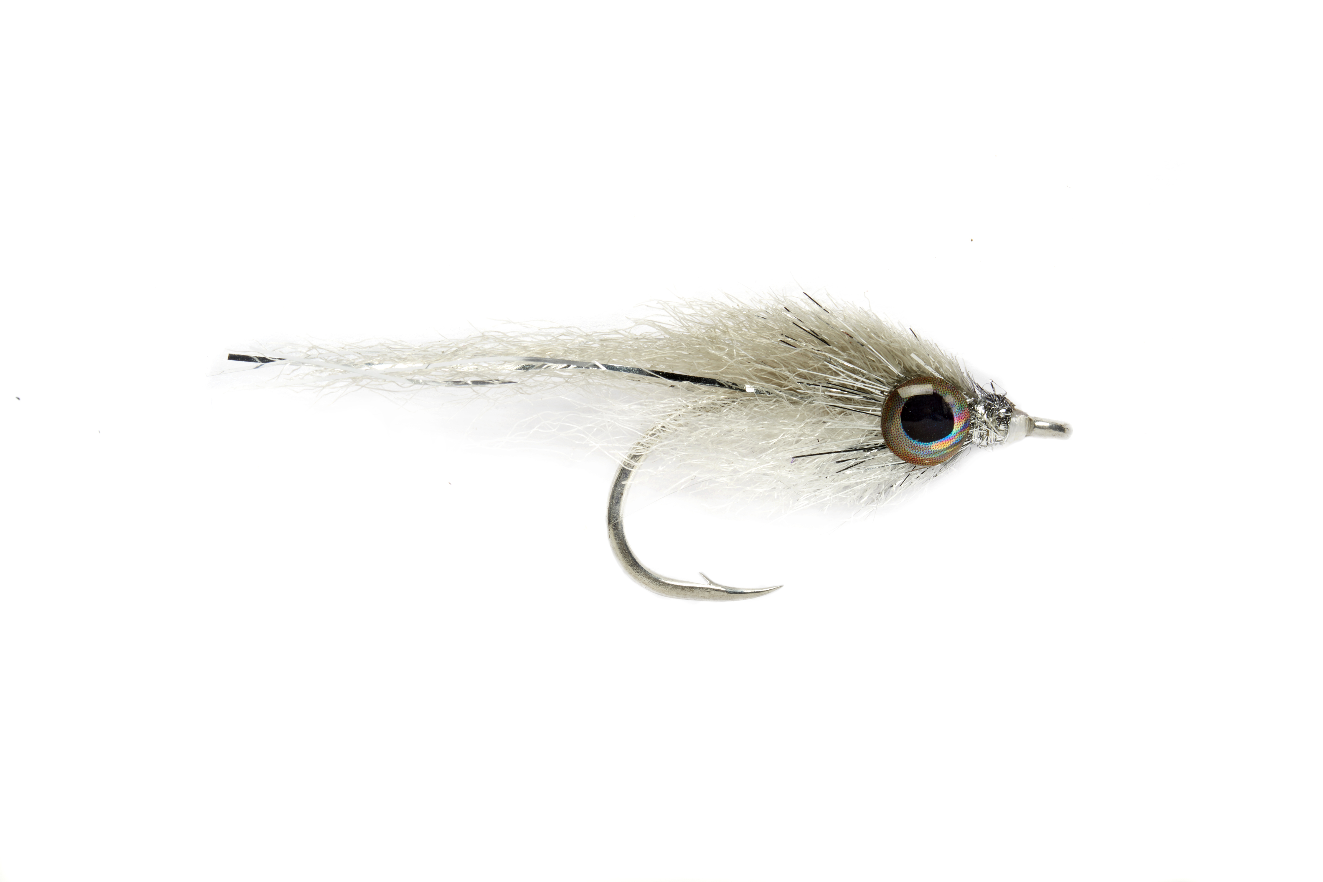 Salty Minnow Grey & White