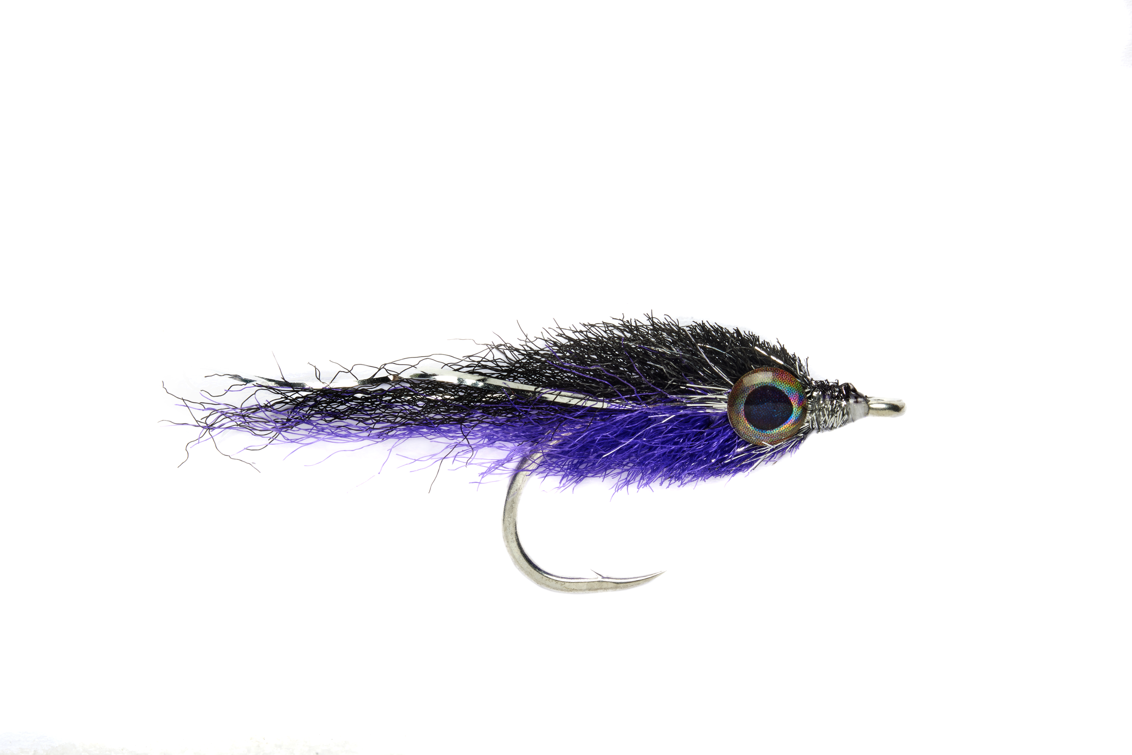Salty Minnow Black & Purple