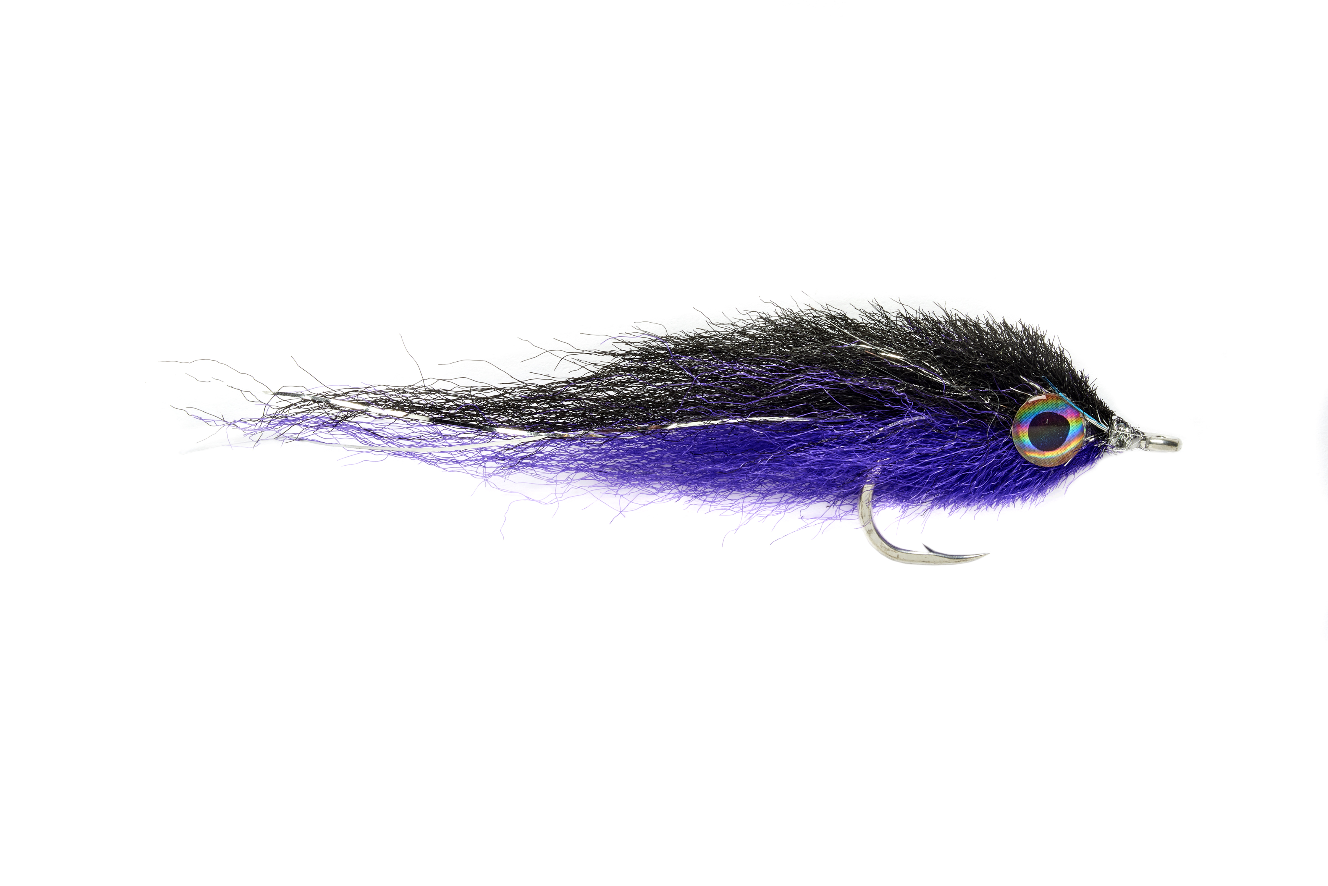 Salty Mullet Black & Purple