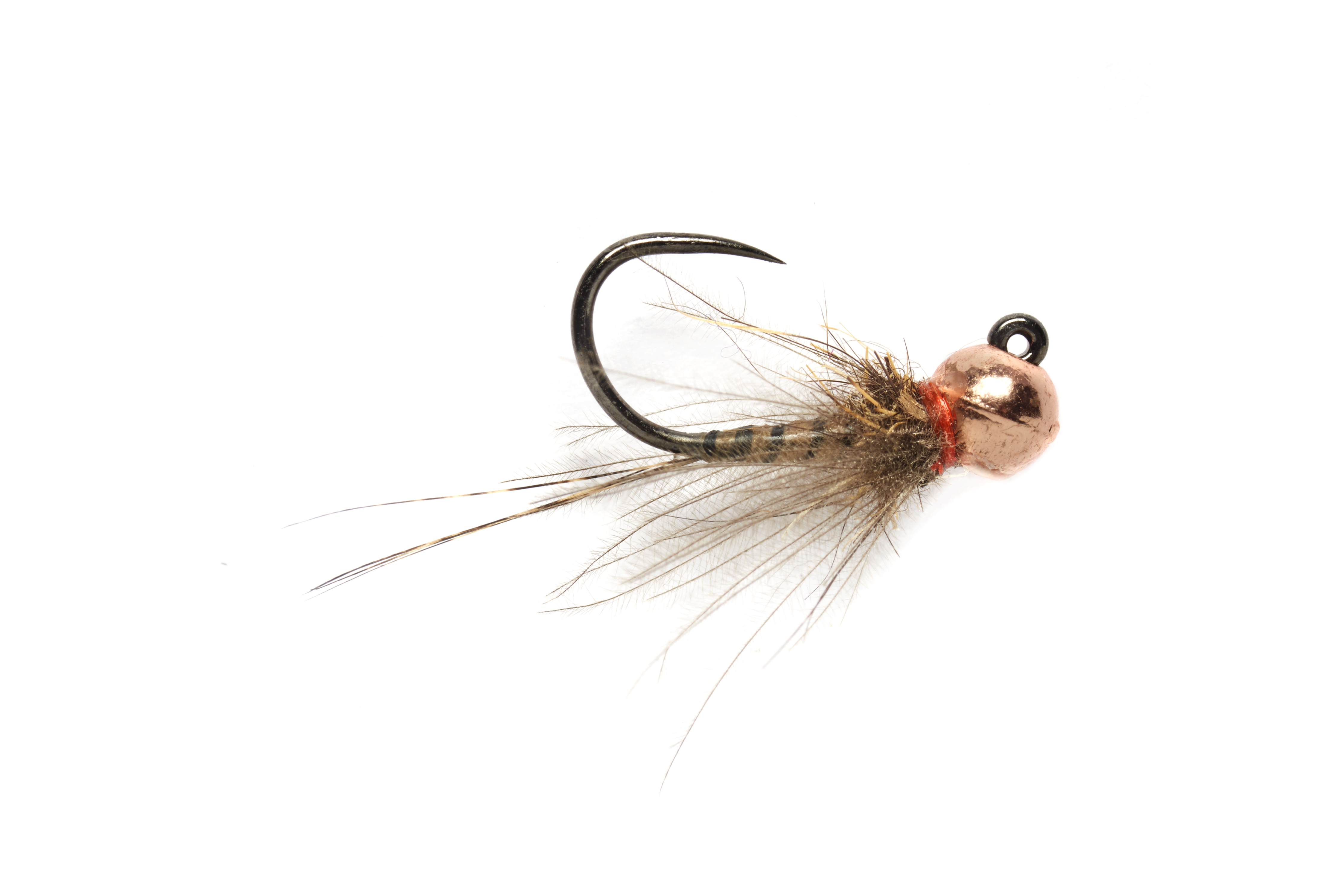 Croston's Thread Quill Copper Bead Barbless