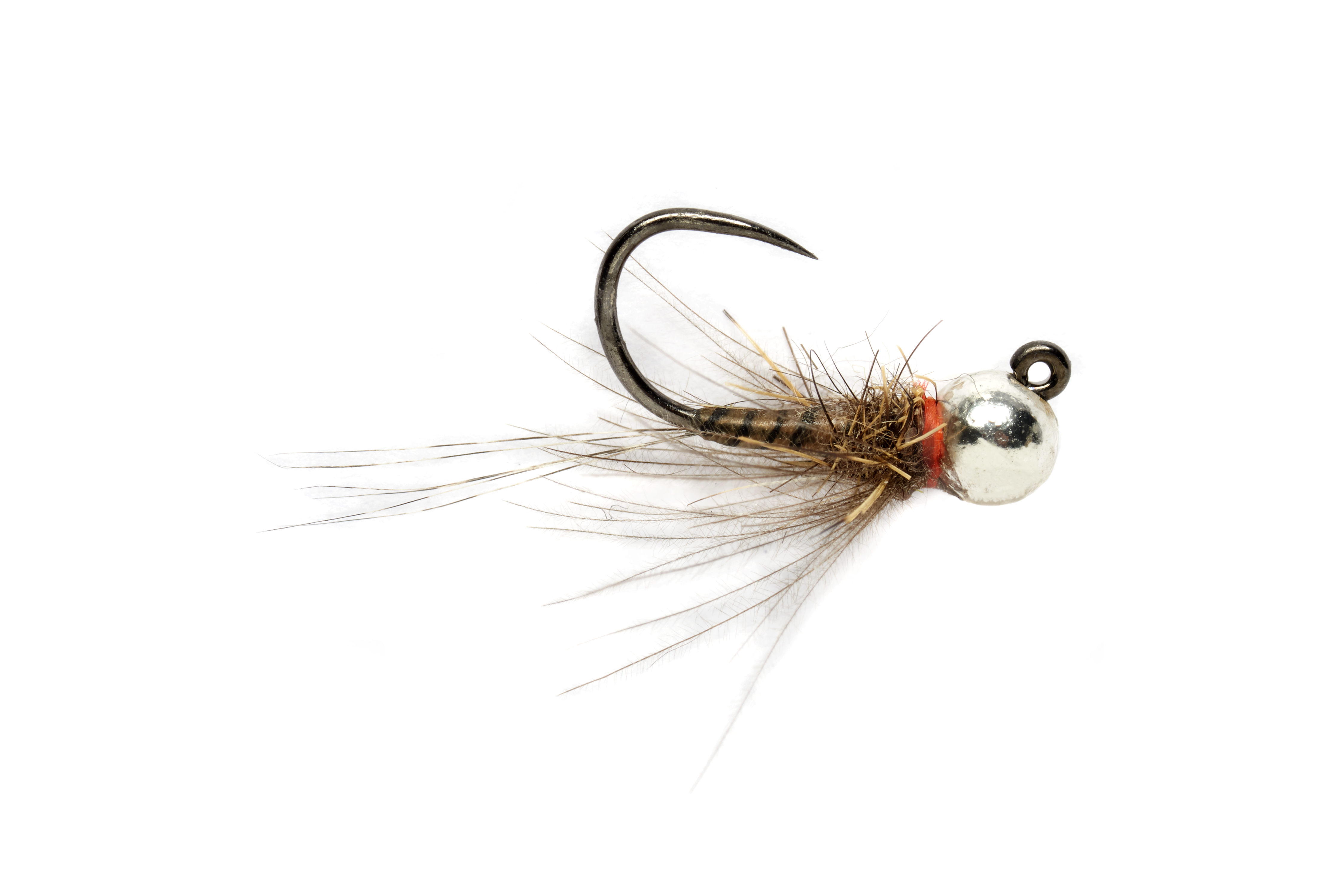 Croston's Thread Quill Silver Bead Barbless