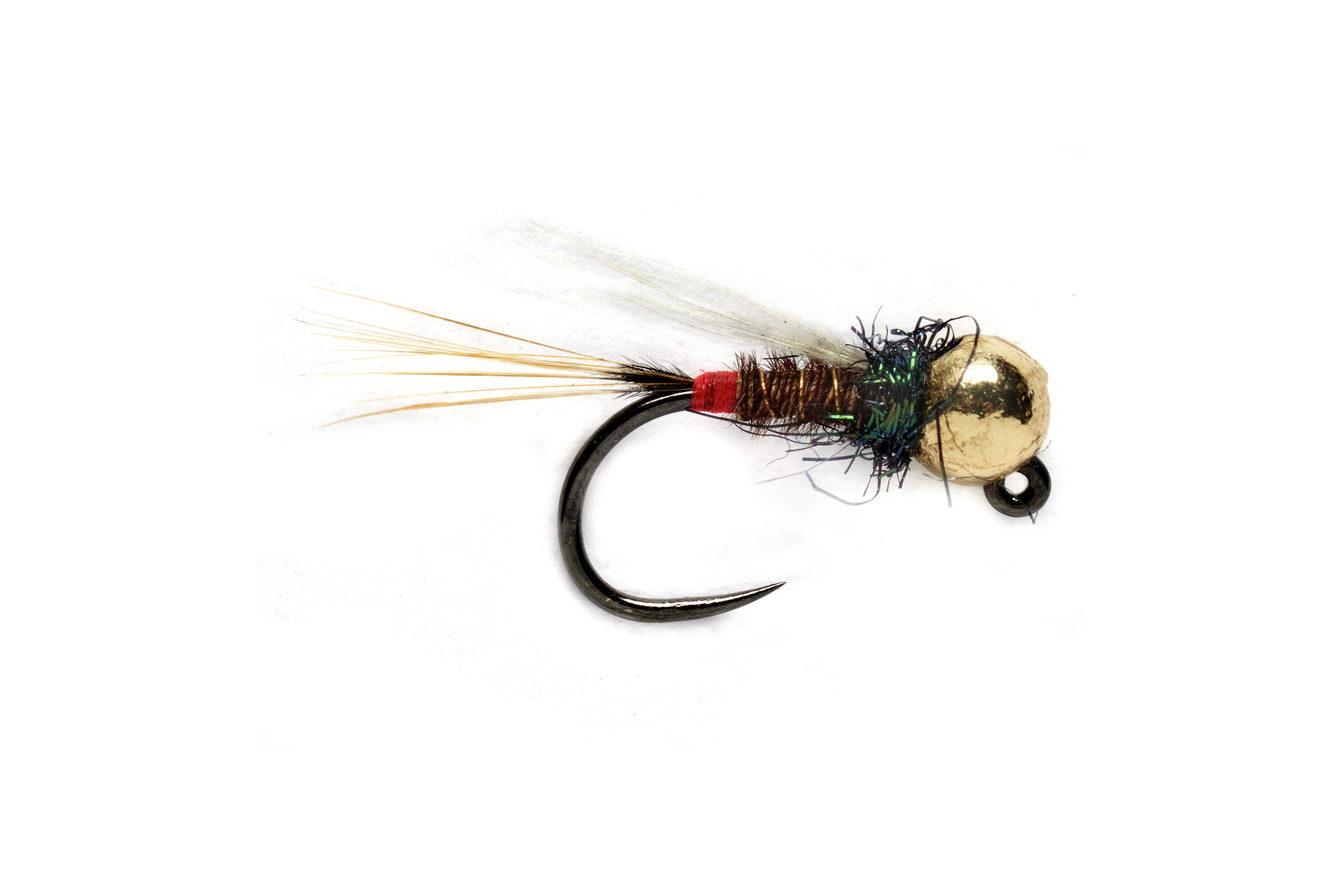 Roza White Wing PT Jig Barbless
