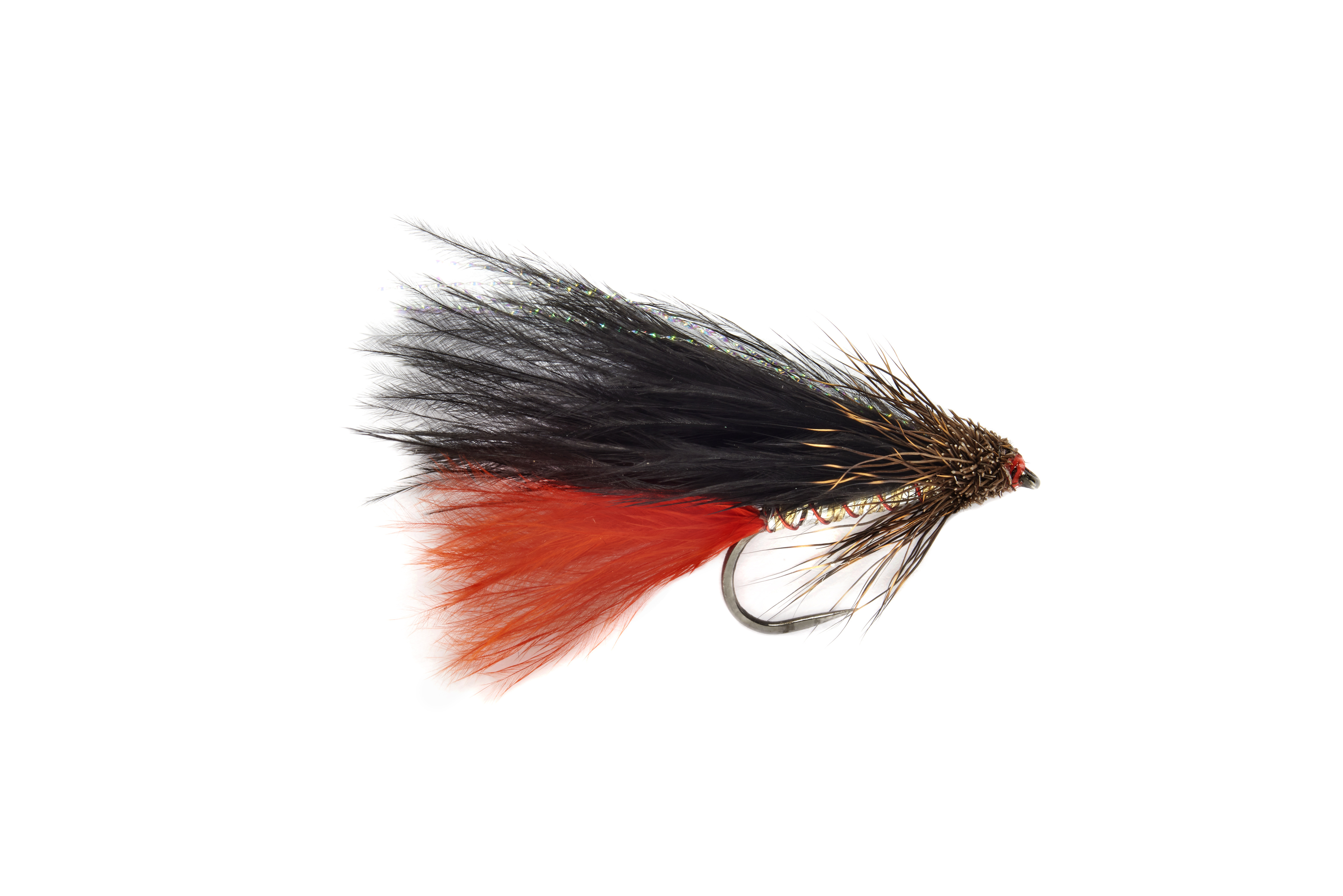 Roza's Black Muddler Barbless