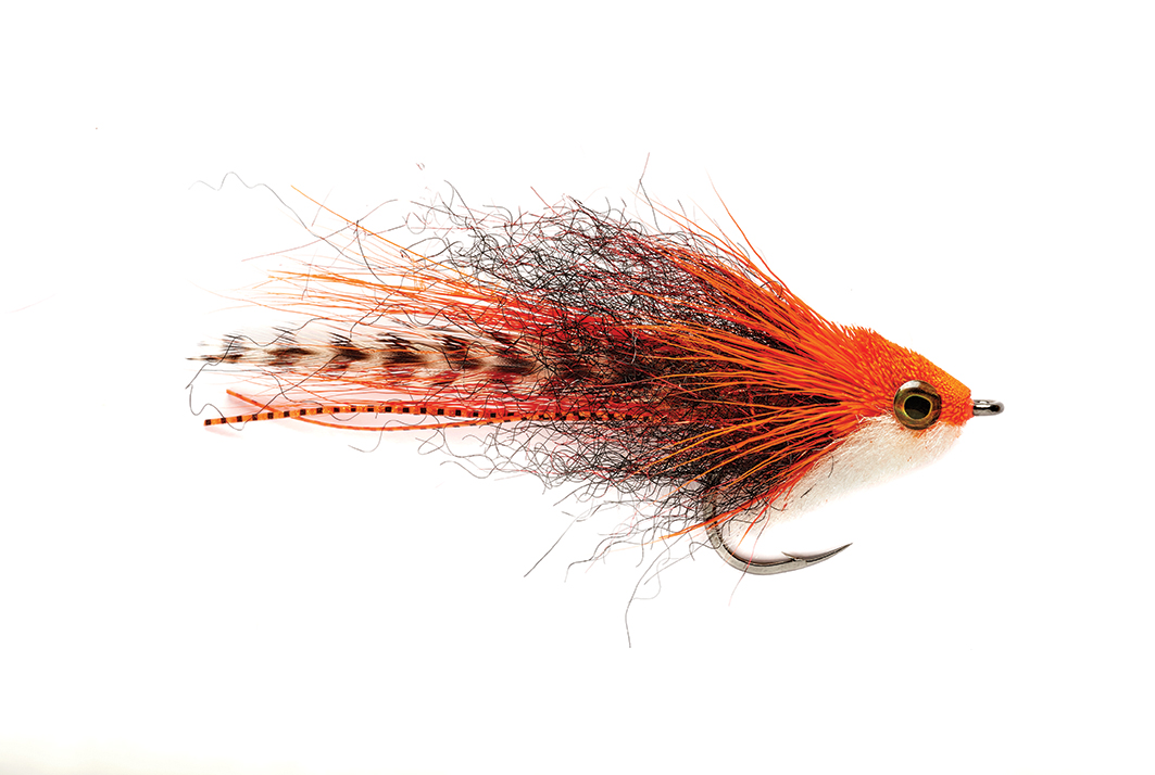 Half 'n Half Baitfish Burnt Orange