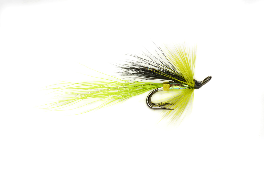 Chartreuse Cascade Micro Double