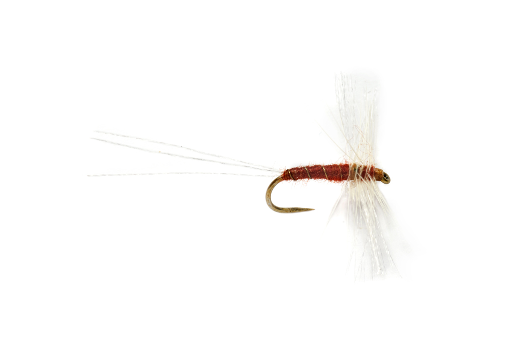 OE Semi Circle Spinner BWO Barbless