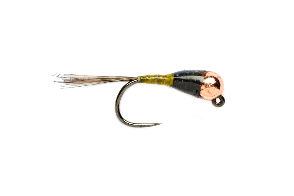 SR Spanish Bullet Olive Barbless
