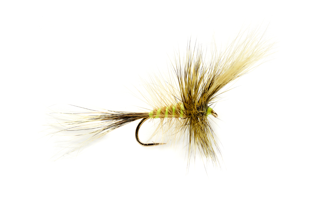 McPhail Big Wave Olive Wulff