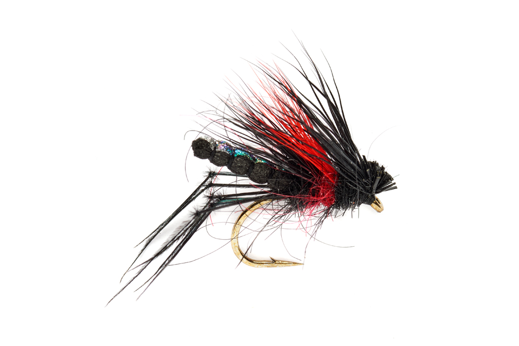 McPhail Detached Body Hopper Black