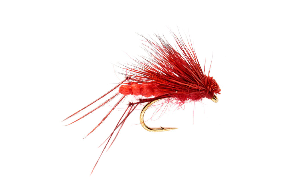 McPhail Detached Body Hopper Red
