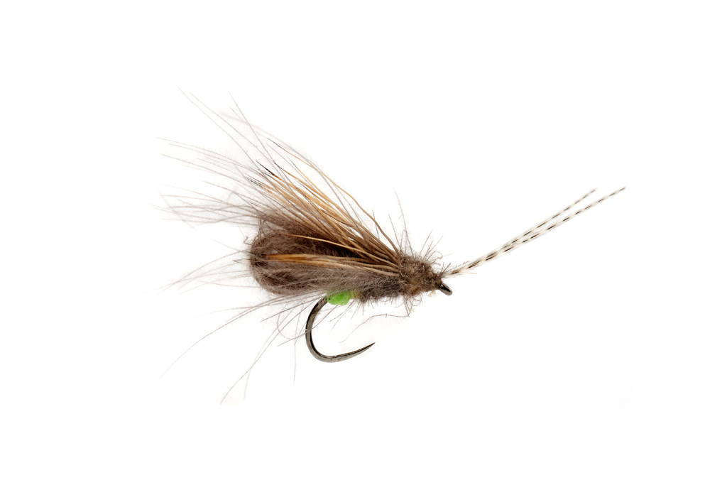 McPhail Bubble Wing Caddis Grannom Barbless
