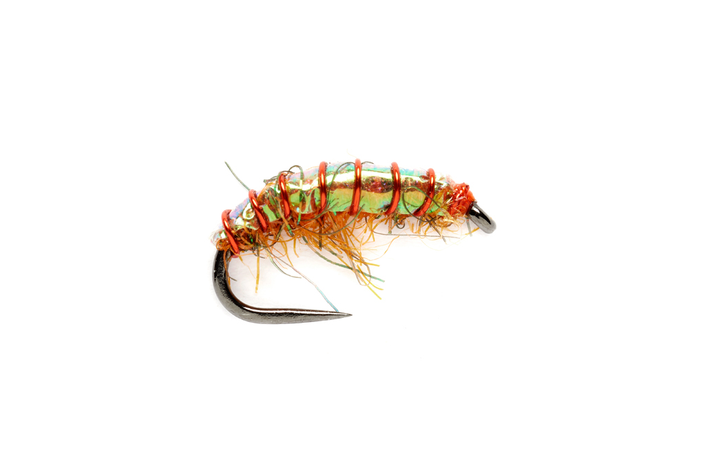 Jardine Orange Shrimp Barbless