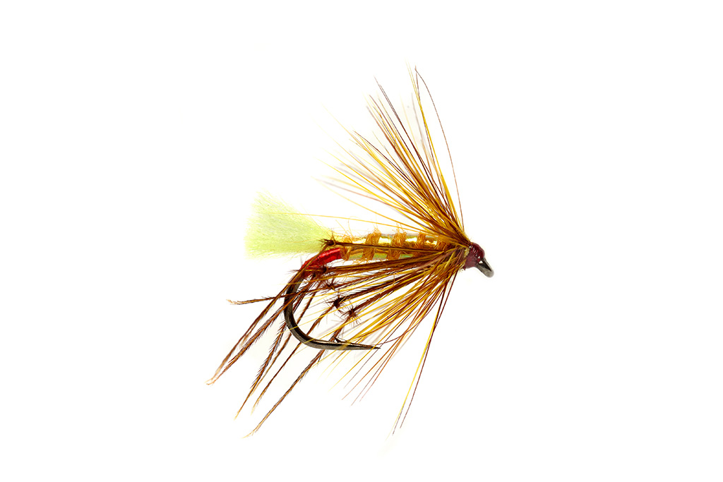 McPhail Irish Hopper Golden Olive