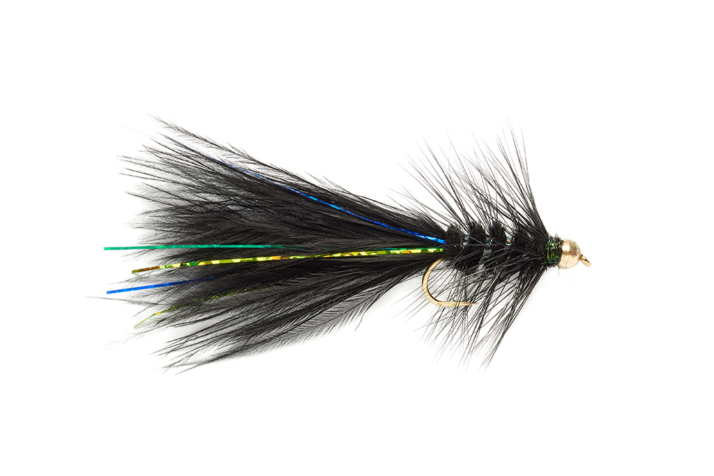 McPhail Blueflash Damsel Black