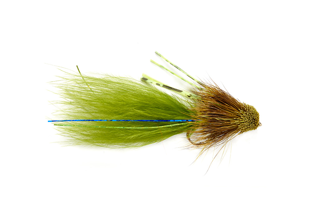 McPhail Blueflash Damsel Muddler