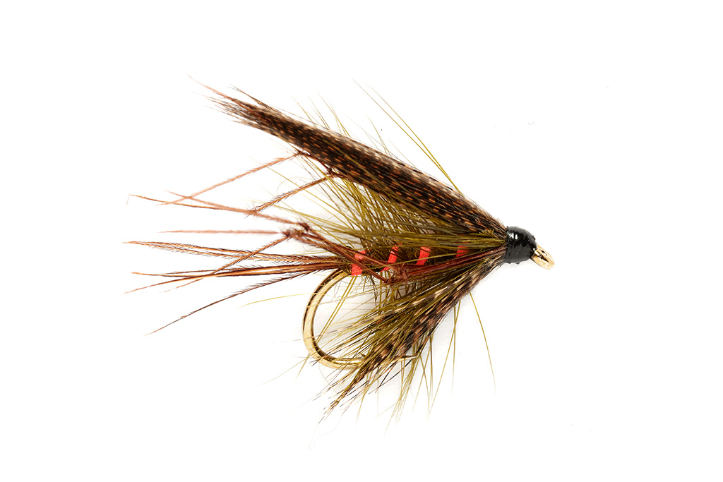 Doc's Red Ribbed Sooty Dabbler