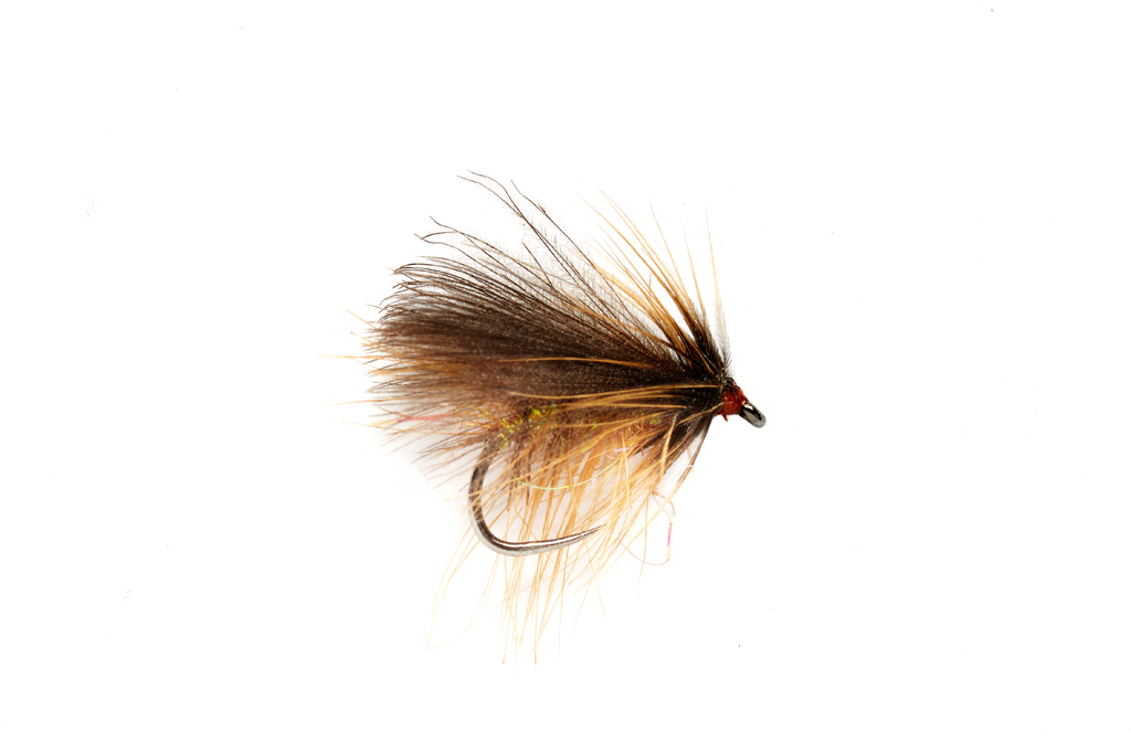 Roza's Spectra Caddis Barbless