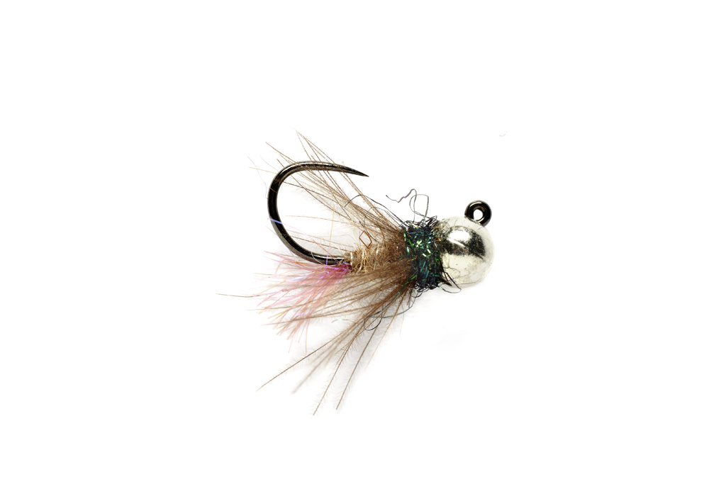 Roza's Violet CdC Jig Barbless