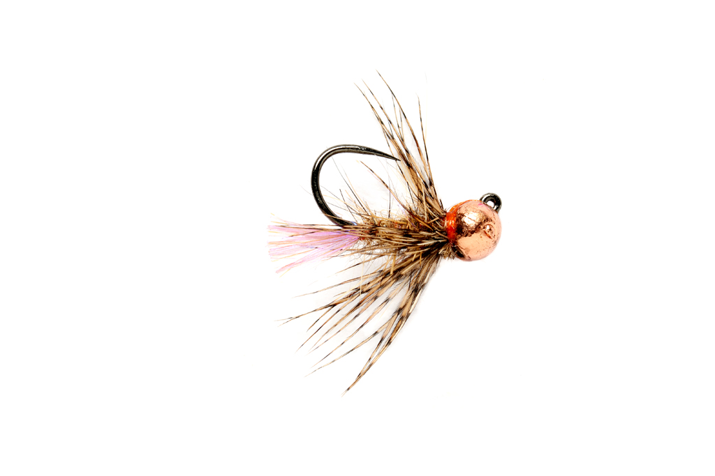 Roza's Violet Jig Barbless