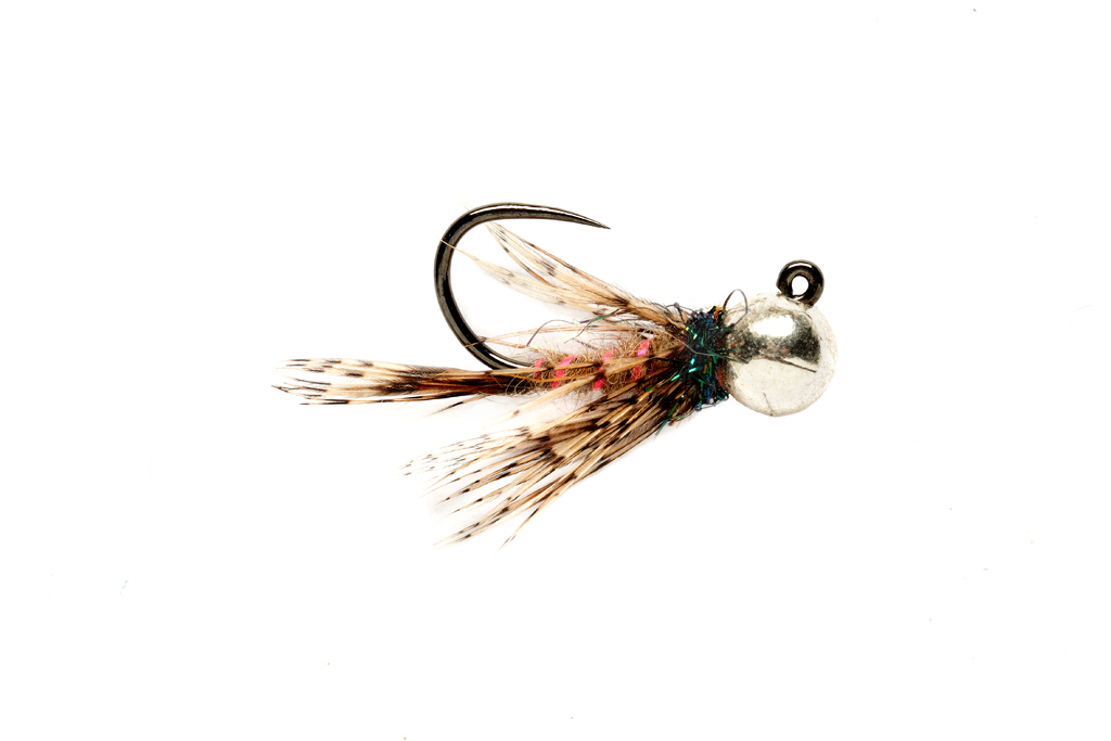 Roza's Threaded Jig Barbless