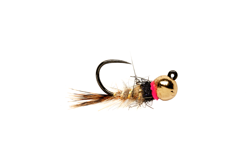 Roza's Hare's Ear Jig Barbless