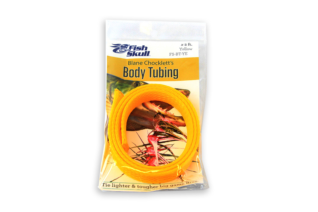 Fish-Skull® Chocklett's Body Tubing™ 1/2