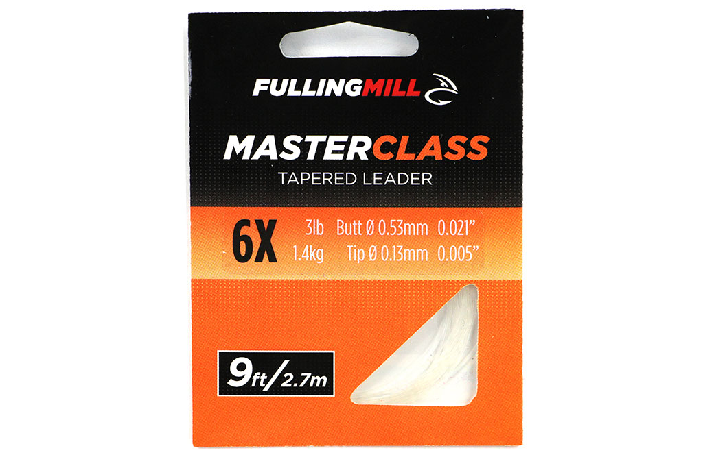 Masterclass Tapered Leader 6X