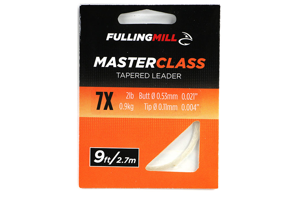 Masterclass Tapered Leaders 9ft