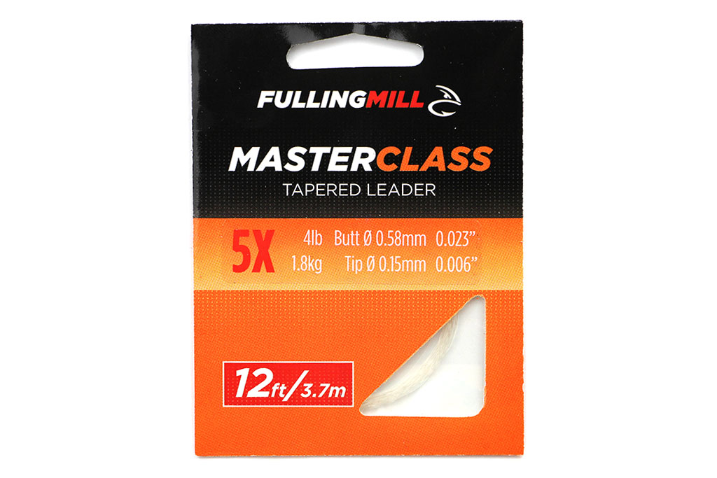 Masterclass Tapered Leader 12ft