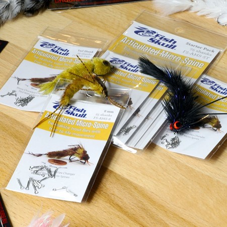 Fish-Skull® Chocklett's Articulated Micro Spine - Starter Pack