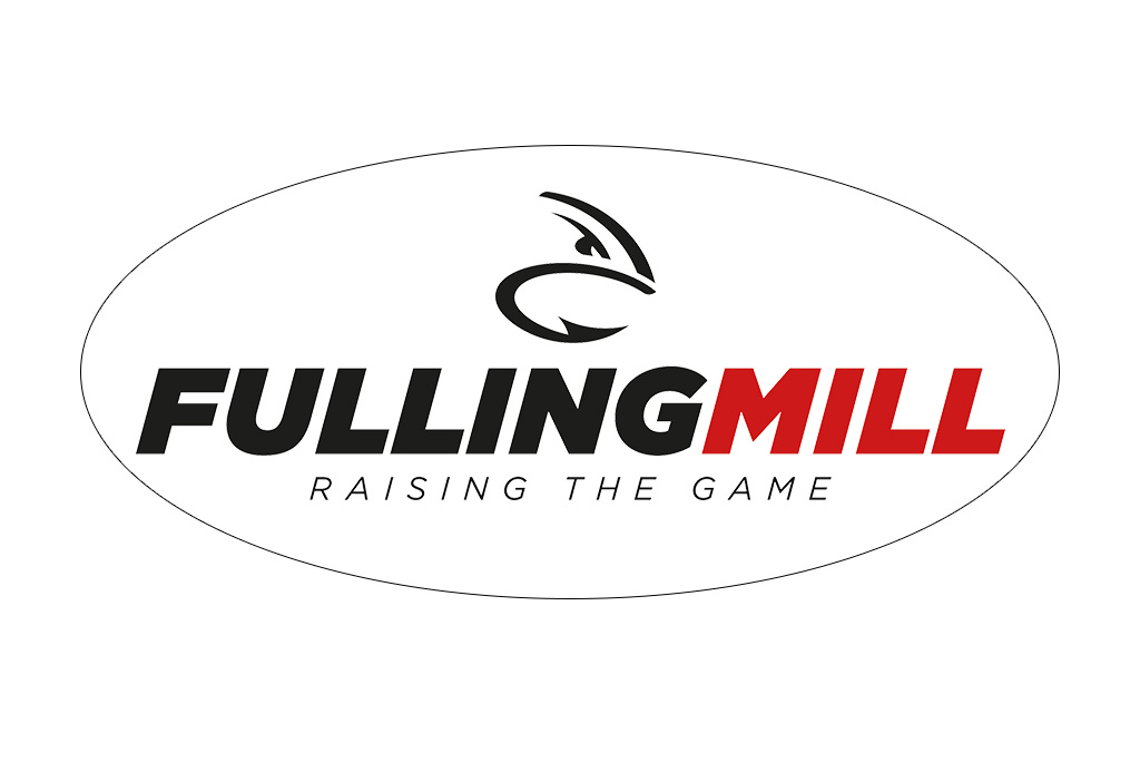 Fulling Mill Tackle Box Sticker