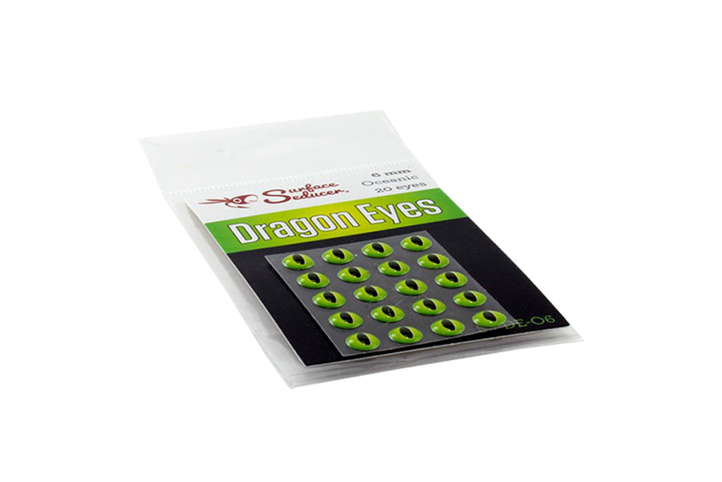 Surface Seducer® Dragon Eyes Oceanic (Green)