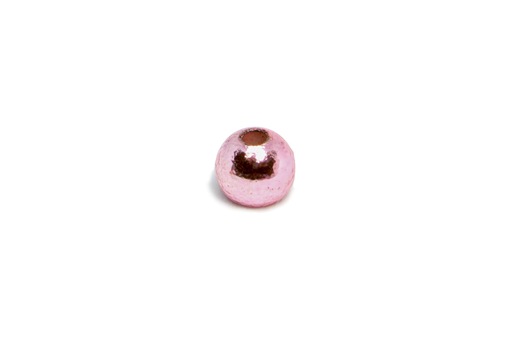 Light Pink Tungsten Beads