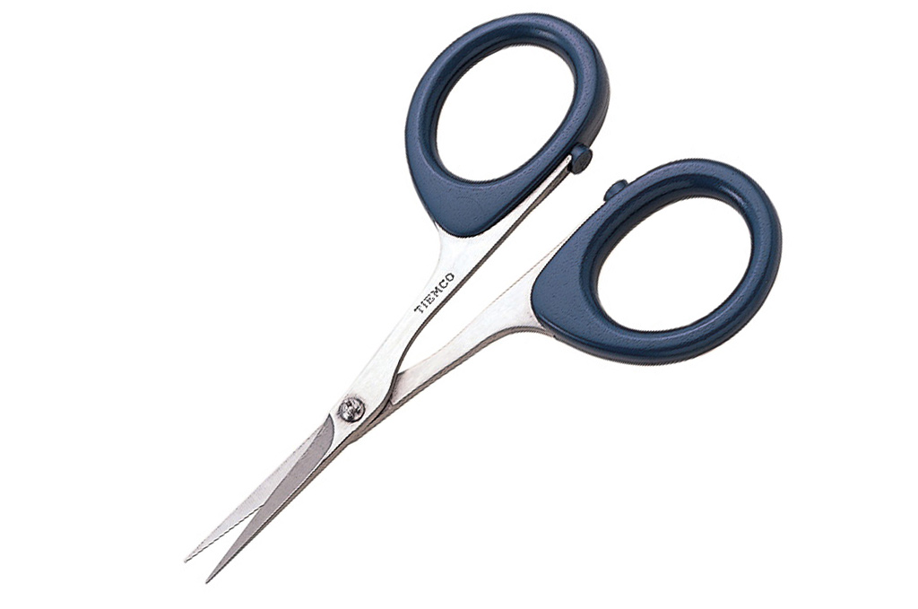 Tiemco Deer Dresser Scissors - Straight