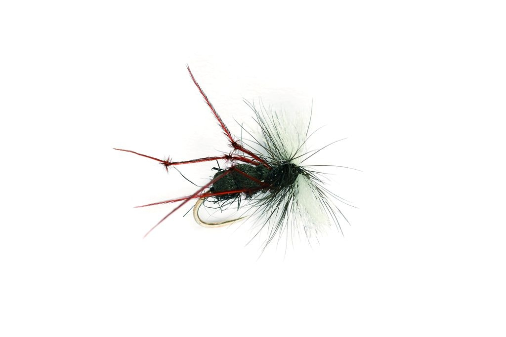 Aero Red Legs Barbless