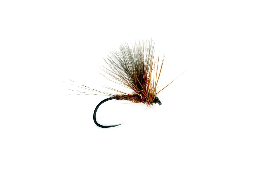 CdC March Brown Barbless