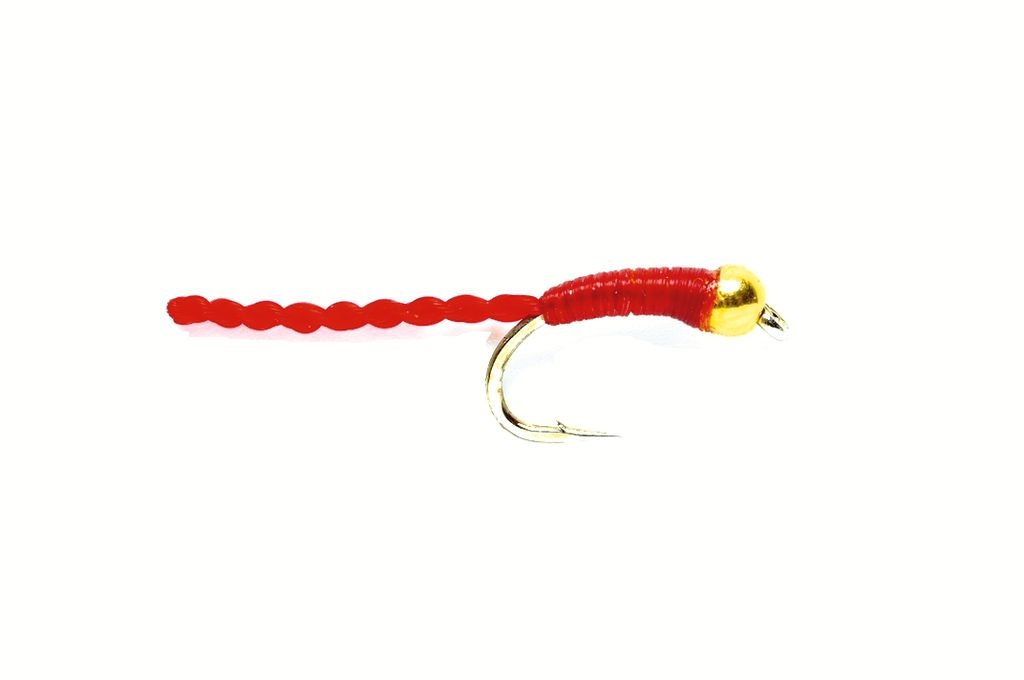 Flexi Bloodworm (Gold Nugget)