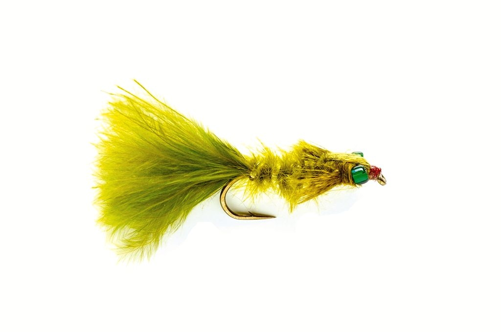 Marabou Medium Weighted Damsel