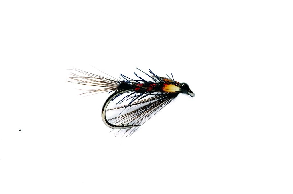 Pseudo Diawl Bach Black Red Holo