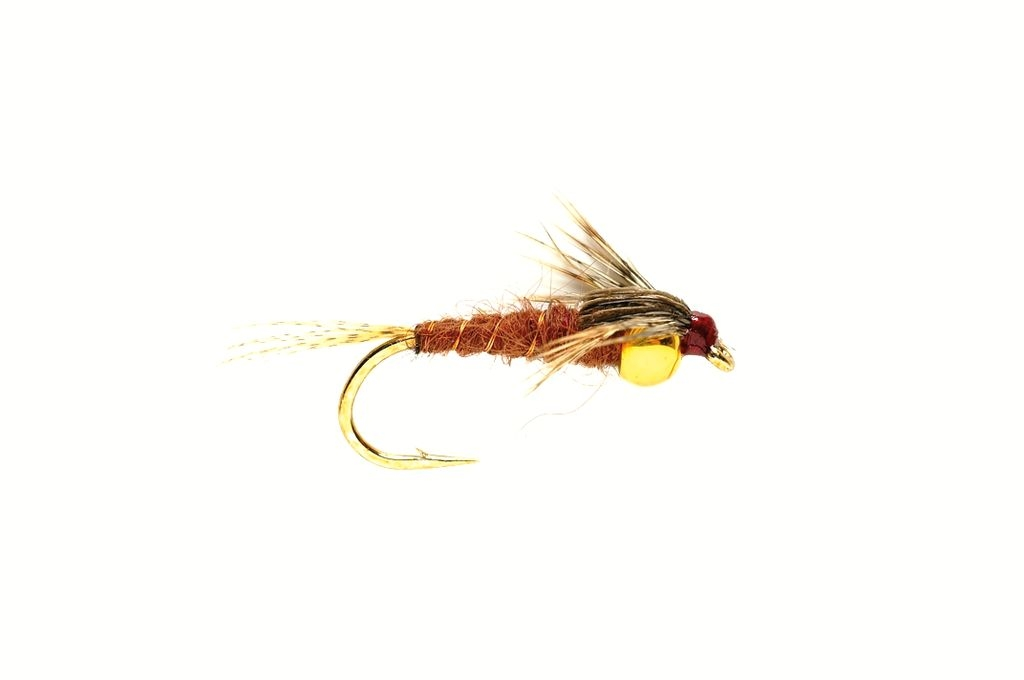 Mayfly Brown (Gold Nugget)