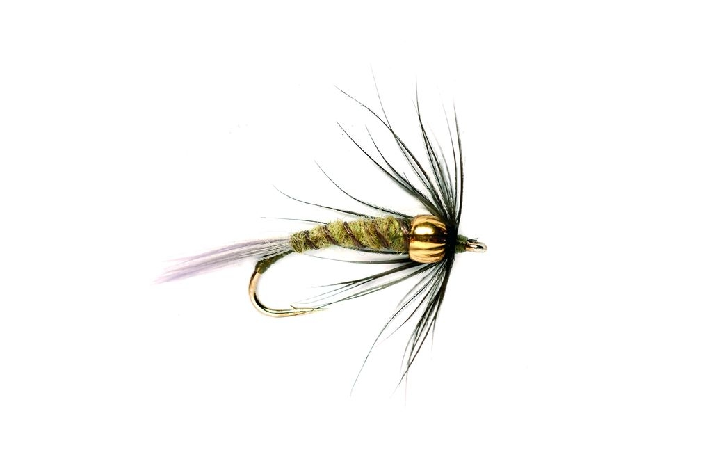 Blue Winged Olive Flymph (Gold Nugget)