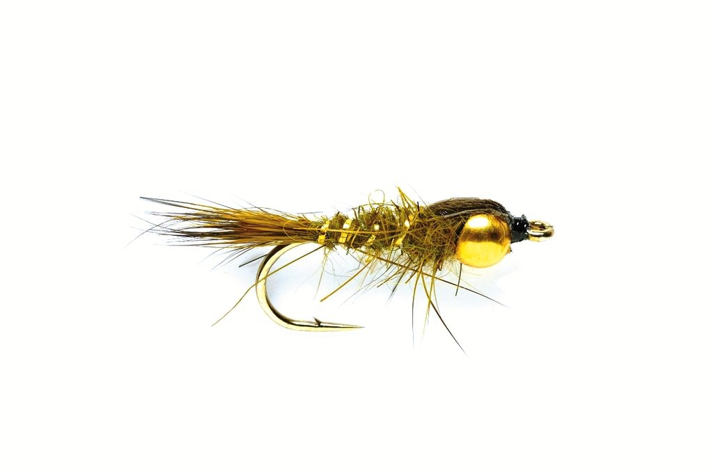 GRHE Nymph Olive (Gold Nugget)