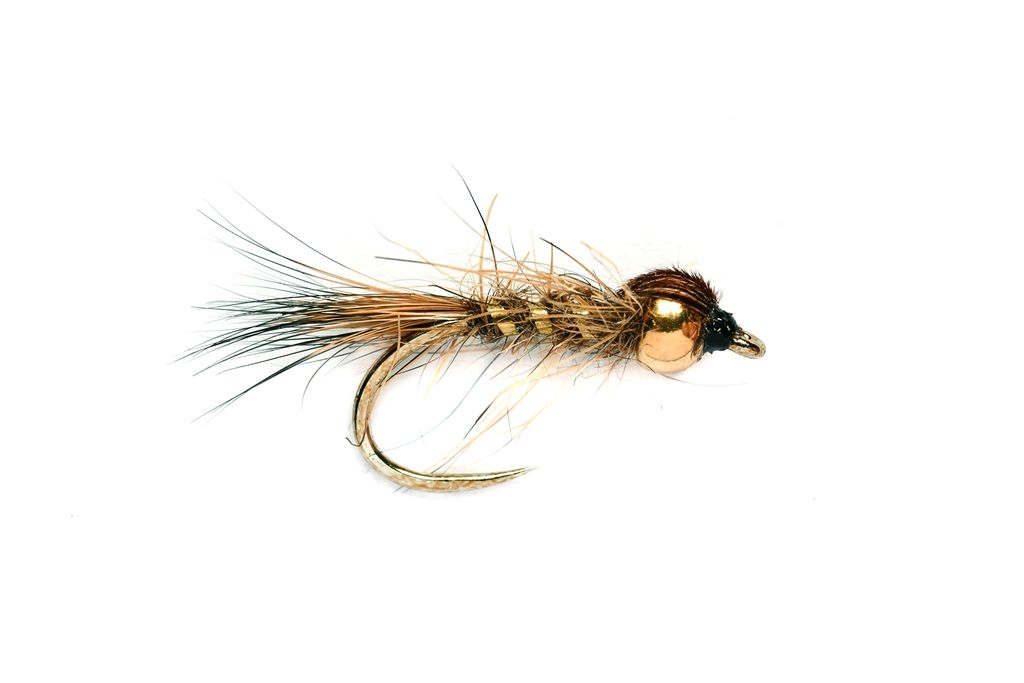 Hare's Ear Natural Gold (Nugget) Barbless