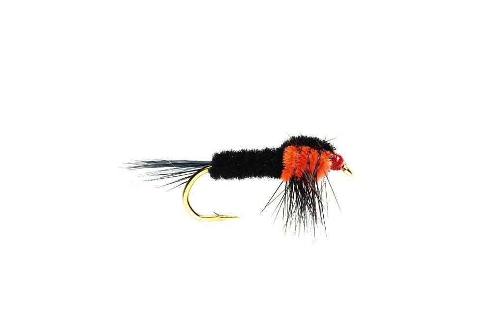 Montana Orange Fluorescent Weighted