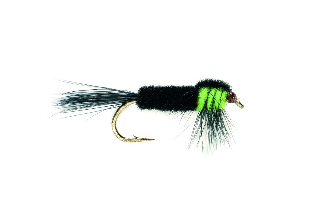 Montana Green Fluorescent Weighted