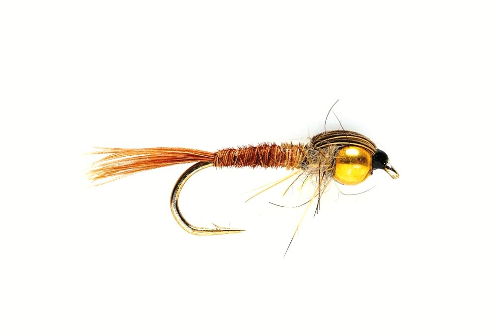 Long Shank Pheasant Tail (Gold Nugget)